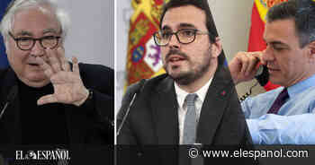 Pedro Sánchez obliga a Podemos a elegir entre Castells y Garzón en la crisis de Gobierno - El Español