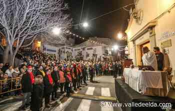 San Antón saldrá a la calle para una misa que conmemorará los Moros y Cristianos - Valle de Elda