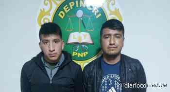 Detienen a presuntos ladrones en la ciudad de Juliaca - Diario Correo