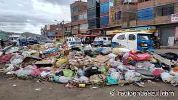 Juliaca: Piden impulsar segregación de residuos sólidos - Radio Onda Azul