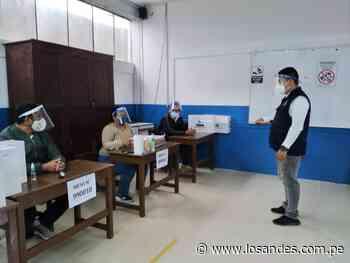 3 Locales de votación fueron cambiados en Juliaca y San Miguel - Los Andes Perú