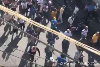 #VIDEO En Chivacoa marcharon contra Maduro este miércoles #23Sep - El Impulso