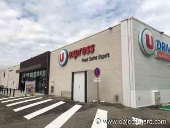 PONT-SAINT-ESPRIT Le nouveau U Express a ouvert ses portes ce mercredi - Objectif Gard