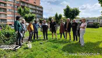 Les élus rencontrent les citoyens dans les jardins de Carmaux - ladepeche.fr