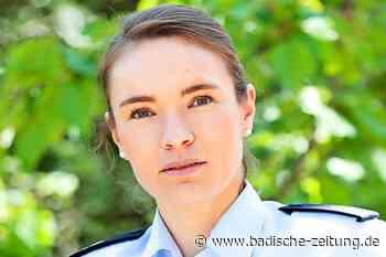 Jeanette Schütz leitet seit April den Polizeiposten Staufen - Staufen - Badische Zeitung