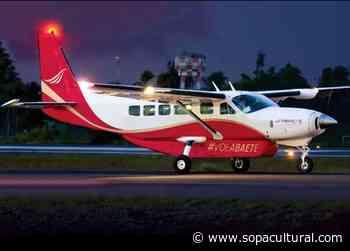 Abaeté anuncia expansão e novo voo para Mucugê na Chapada da Diamantina. - Sopa Cultural