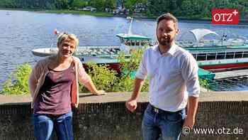 Neues Team in der Stadtinformation Saalburg-Ebersdorf - Ostthüringer Zeitung