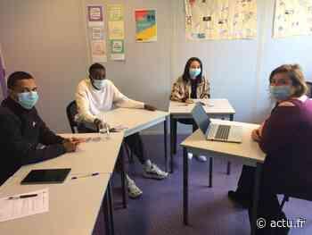 Eure. Une prépa apprentissage avec les Apprentis d'Auteuil à Vernon - actu.fr