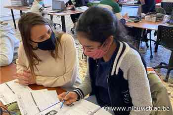 Ondersteuning voor anderstalige leerlingen