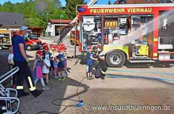 Feuerwehr Viernau - Nachwuchs ist das A und O - inSüdthüringen