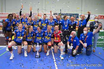 Volleyball: DVV-Pokalrunden ausgelost - VC Neuwied ist dabei - NR-Kurier - Internetzeitung für den Kreis Neuwied