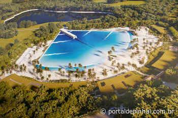 Condomínio de luxo em Itupeva (SP) cria praia artificial para moradores - Portal de Pinhal ®