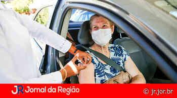 Itupeva inicia vacinação de nova faixa etária nesta quinta-feira (3) - JORNAL DA REGIÃO - JUNDIAÍ