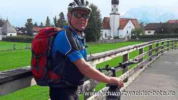 Aktion im Kreis Freudenstadt - Erich Schwizler gib Tipps fürs Stadtradeln - Schwarzwälder Bote