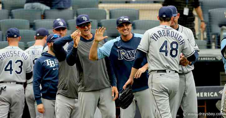 Rays Your Voice: Ryan Yarbrough CG, Rich Hill Pitcher of the Month, Jamal Wilburg and Danny Russell