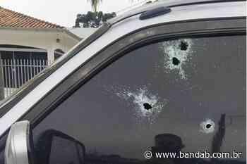 Emboscada termina com motorista de caminhonete morto e mulher ferida na RMC - Banda B - Banda B