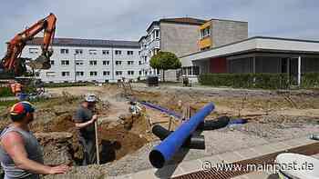 Ochsenfurt Main-Klinik Ochsenfurt: Wann der Abrissbagger anrückt - Main-Post