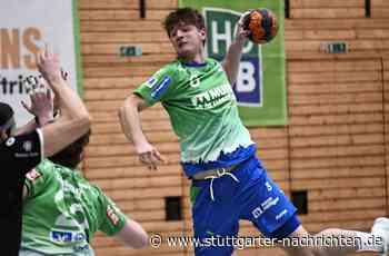 Handball: Aufstiegsrunde - HC Oppenweiler/Backnang: Eine Niederlage, die Hoffnung macht - Stuttgarter Nachrichten