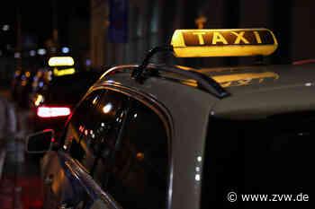 Backnang: Taxi-Fahrgast wird handgreiflich und flieht - Blaulicht - Zeitungsverlag Waiblingen