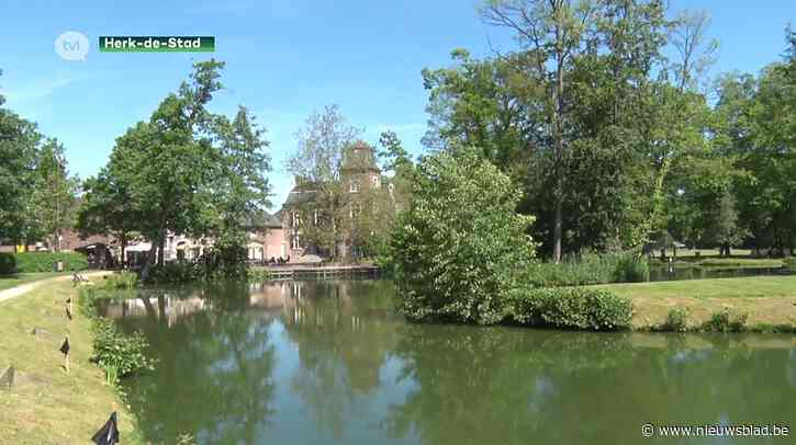 Stadsbestuur komt met alternatief voor opgepompt drinkwater in visvijver Herk-de-Stad