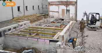 Sakristei-Neubau in Roding ist in Verzug - Mittelbayerische