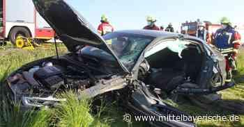 Zeugensuche nach Unfall bei Roding - Mittelbayerische