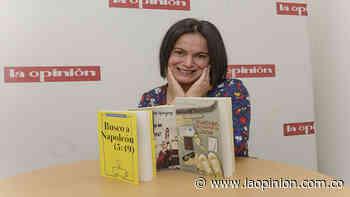 Jane Rodríguez, la escritora de Bochalema | Noticias de Norte de Santander, Colombia y el mundo - La Opinión Cúcuta