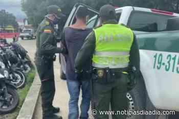 Asesinó a la mamá a puñaladas en Silvania, Cundinamarca - Noticias Día a Día