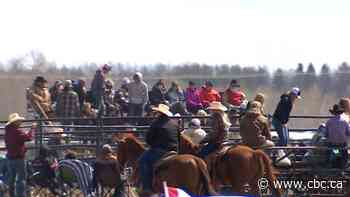 Injunction granted against 2nd rodeo protesting Alberta's COVID-19 restrictions