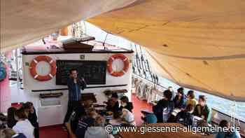 Klassenzimmer unter Segeln: Zehntklässlerin aus Linden war sechs Monate lang mit einem Schiff unterwegs - Gießener Allgemeine