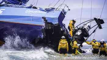 Ocean Race Europe - Schiffbruch auf hoher See: Überlebenskampf beim Team Vestas - Eurosport DE