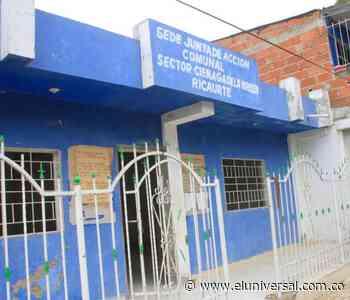 En Olaya se robaron hasta los tanques de la basura de una sede comunal - El Universal - Colombia