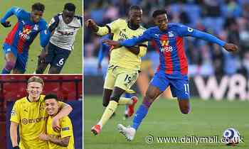 Wilfried Zaha: Where could the winger end up if he does finally leave Crystal Palace?