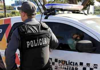 PM prende homem em flagrante por roubo no Duque de Caxias — O Mato Grosso - O Mato Grosso