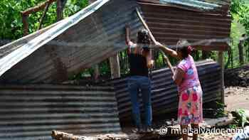 Familias de caserío de Panchimalco, entre la huída o el regreso - elsalvador.com