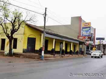 Continúa demolición de patrimonio cultural en Guarambaré - Nacionales - ABC Color