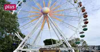 Eltville Seit Kurzem dreht sich wieder ein Riesenrad in Eltville - Wiesbadener Kurier