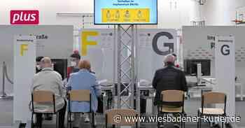 Ärger im Impfzentrum Eltville - Wiesbadener Kurier