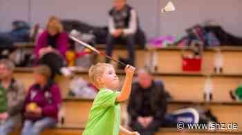 Angebot von Schleswig 06: Mit Badminton aktiv in die Sommerferien starten   shz.de - shz.de