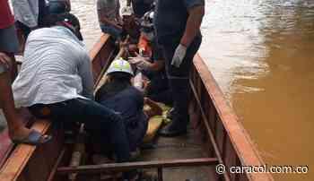 Un minero muerto y tres más heridos por la caída de un barranco en El Bagre - Caracol Radio