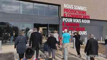 Essonne : ouverture du nouveau magasin Intermarché à Lardy - Le Républicain de l'Essonne
