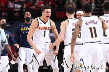 Al Pacino, an opening flurry and an MVP finish: Why the Nuggets might just be getting started - The Athletic