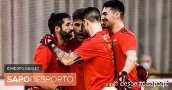 Benfica critica arbitragem depois da eliminação frente ao FC Porto no Nacional de Hóquei em Patins - SAPO Desporto