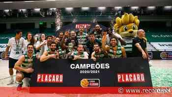 Sporting derrota FC Porto no último segundo e sagra-se campeão nacional de basquetebol - Record