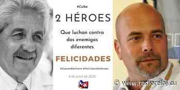 Hoy de cumpleaños dos patriotas cubanos - Radio Reloj