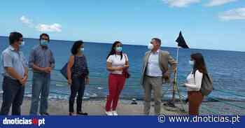 CDU aborda problemas da poluição das águas do mar na Praia Formosa - DNoticias