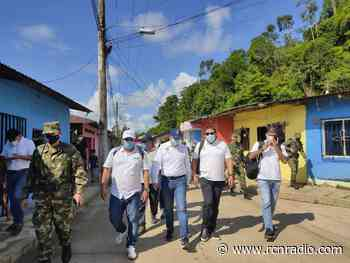 Mindefensa liderará consejo de seguridad en Montecristo, sur de Bolívar, tras masacre - RCN Radio