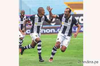 Alianza Lima derrotó 2-0 al Sport Boys y sumó su tercer triunfo en la Liga 1 - Agencia Andina