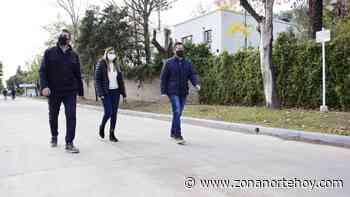 Se inauguraron dos nuevos pavimentos en Los Polvorines - zonanortehoy.com