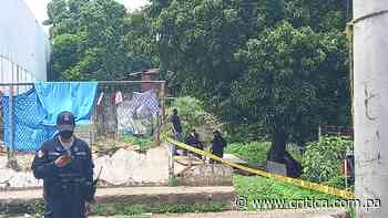 Asesinan a menor de un disparo en la espalda en Pueblo Nuevo - Crítica Panamá